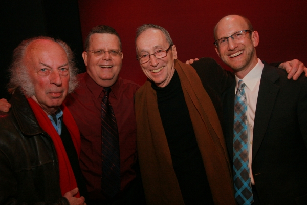 Barry Day, James Morgan, Geoffrey Johnson and Douglas J. Cohen