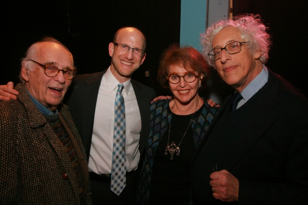 Stuart Hample, Douglas J. Cohen, Naomi Cohen-Hample and Howard Kissel