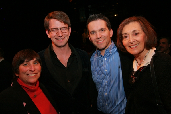 Joan Ross-Sorkin, Edwin Cahill, Jim Kierstead and Nancy Ford