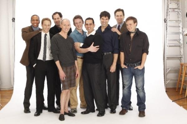 Kevyn Morrow, Kevin Isola, Jon Levenson, John Wellmann, Nick Westrate, Jonathan Hammo Photo