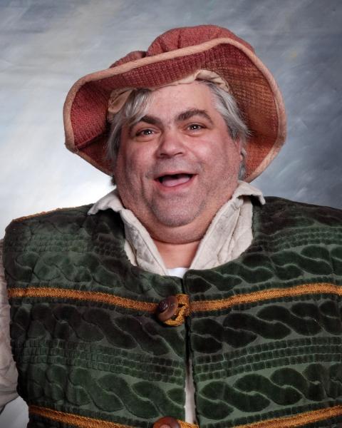 Thomas Rinaldi at Vagabond Players Release Production Photos for Upcoming MAN OF LA MANCHA