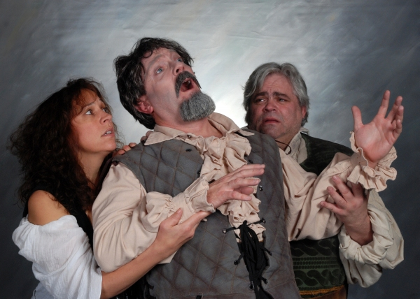 Photo Flash: Vagabond Players Release Production Photos for Upcoming MAN OF LA MANCHA