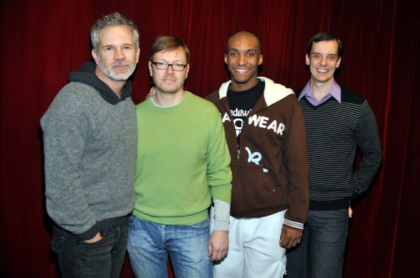 Photo Coverage: CSI's McCullouch to Star in World Premiere of New Play, DADDY
