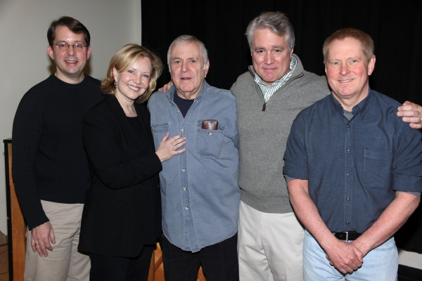 David Loud (music director), Susan Stroman, John Kander, David Thompson, Larry Hochman (orchestrations)