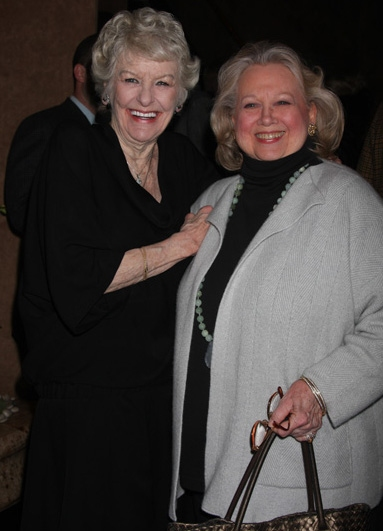 Photo Coverage: Elaine Stritch Opens Sondheim Show at Cafe Carlyle