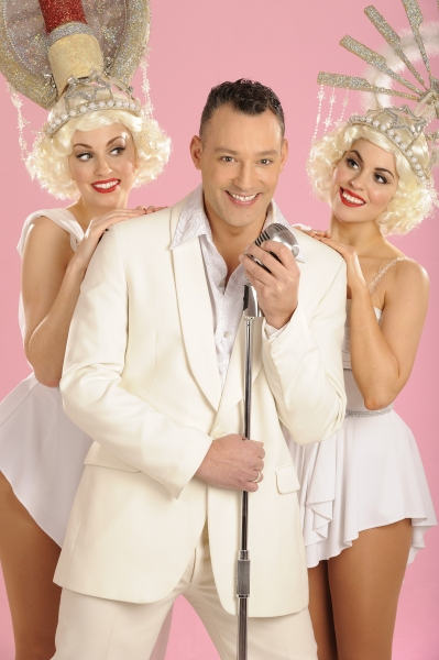 Photo Flash: Toby Anstis Stars As 'Teen Angel' In West End's GREASE