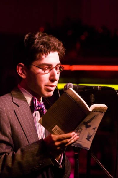 Photo Flash: Aaron Weinstein Makes NYC Solo Debut At Birdland