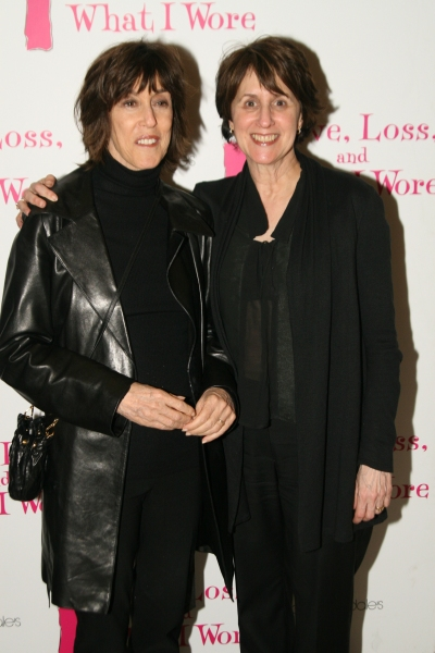 Photo Coverage: LOVE, LOSS AND WHAT I WORE Welcomes Monk, Michele et al. to Cast