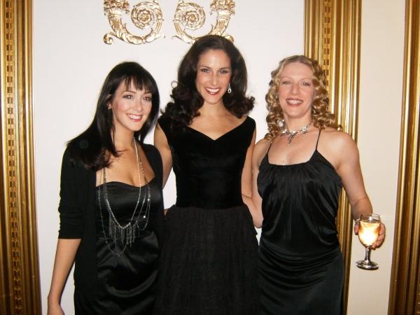 Anne Acker, Katheryn Patton and Ariane Dolan