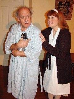 Jim Scott & Denyse Leahy