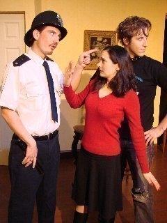 Thom Powers, Kelly Farmer & Daniel Byshenk