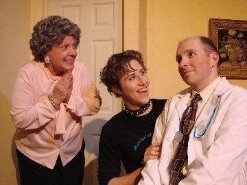 Ann Stuart, Daniel Byshenk & Dave Lemries