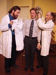 Joshua Harris, Tony Lage & Dave Lemries