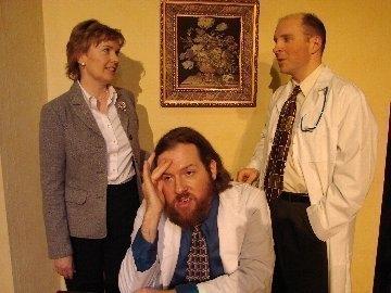 Rebecca Adler, Joshua Harris & Dave Lemries