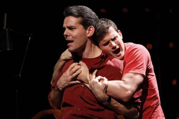 Photos: Kyle Dean Massey Joins NEXT TO NORMAL