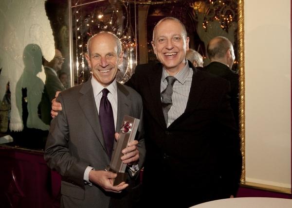 Jonathan Tisch and Gary Newman