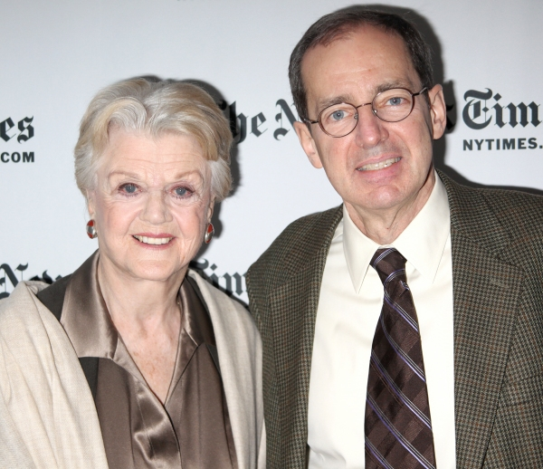 Angela Lansbury and Anthony Tommasini