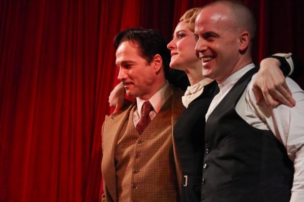 Sean Mahon, Jill Paice, and Jeffrey Kuhn