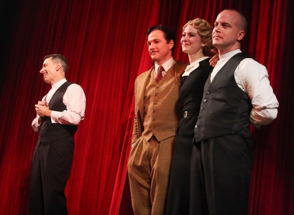 Photo Coverage: THE 39 STEPS Ends Broadway Run; Currently on Tour