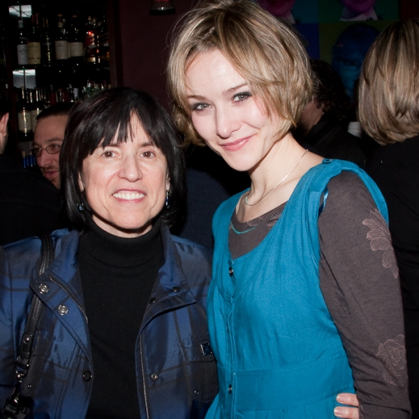 Harriet Newman Leve and Jill Paice at THE 39 STEPS Ends Broadway Run; Currently on Tour