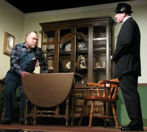 Photos: Actors' NET of Bucks County Presents ON BORROWED TIME