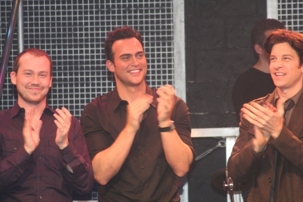 Photo Coverage: Altar Boyz Closing Curtain Call