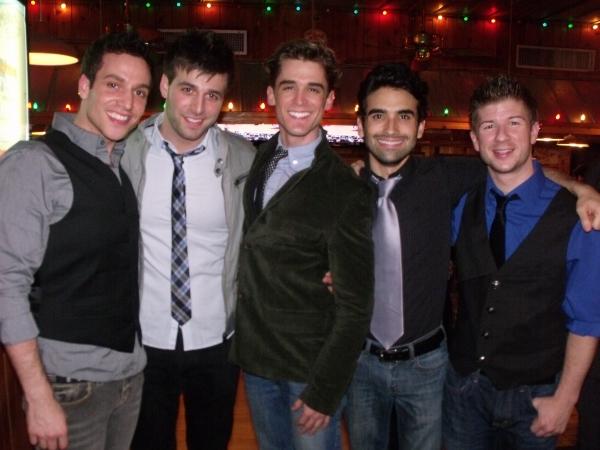 Ravi Ruth, Michael Kadin Craig, Travis Nesbitt, Mauricio Perez and Lee Markham