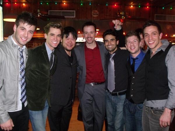 Michael Kadin Craig, Travis Nesbitt, Stafford Arima, Michael Patrick Walker (Music & Lyrics), Mauricio Perez, Lee Markham and Ravi Ruth