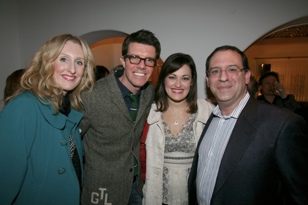 Photo Flash: American Theatre Wing Party