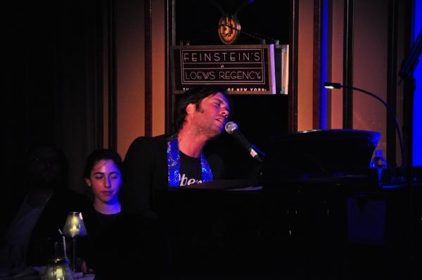 Photo Coverage: Karen Olivo & Rufus Wainwright Sing for True Colors Cabaret