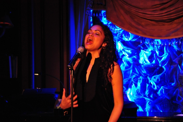 Photo Coverage: Karen Olivo & Rufus Wainwright Sing for True Colors Cabaret