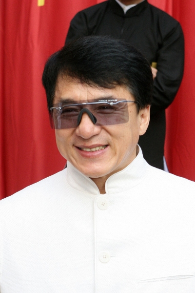 Photo Coverage: Jackie Chan Wax Unveiling at Madame Tussauds