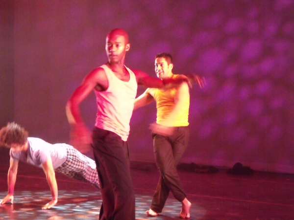 Photo Coverage: BC/EFA Dancers Responding to AIDS Benefit