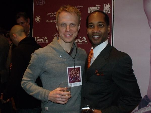 Michael Trusnovec and Christopher Davis Photo
