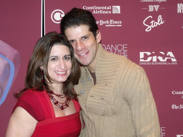 Denise Roberts Hurlin and Marcelo Gomes