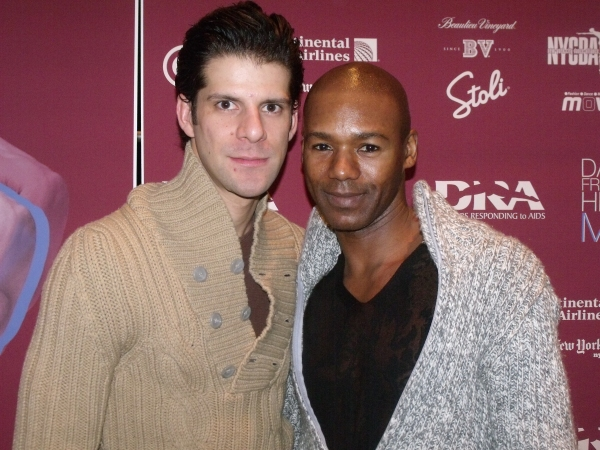 Marcelo Gomes and Ramon Flowers
