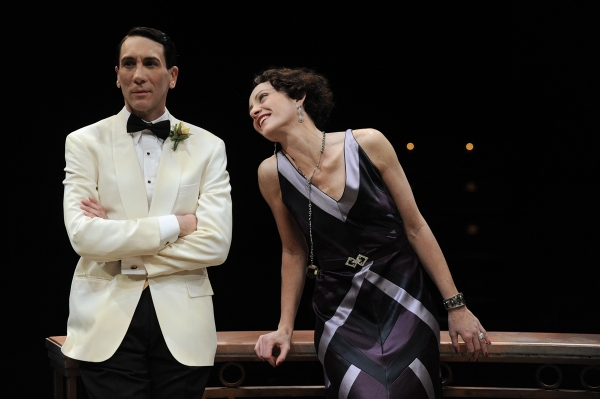 Photo Flash: Page 1 Chicago Shakespeare Theater Presents PRIVATE LIVES