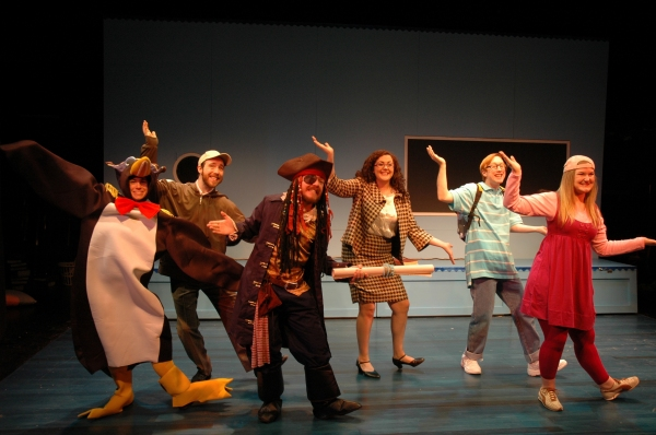 Photo Flash: Production Photos of VITAL THEATRE COMPANY's UNCLE PIRATE; Runs 1/16-2/28
