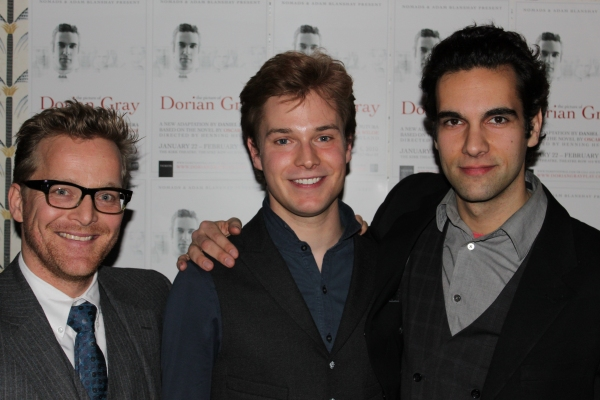 Photo Flash: THE PICTURE OF DORIAN GRAY Launch Party