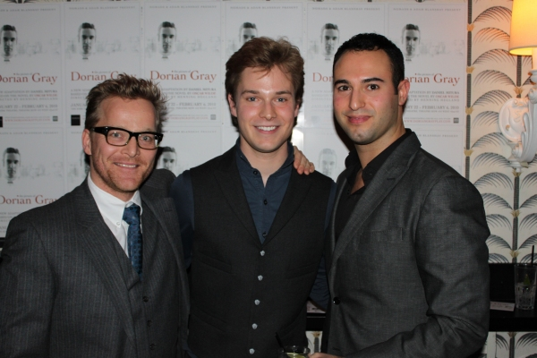 Henning Hegland (Director), Daniel Mitura (Adaptor), Adam Blanshay