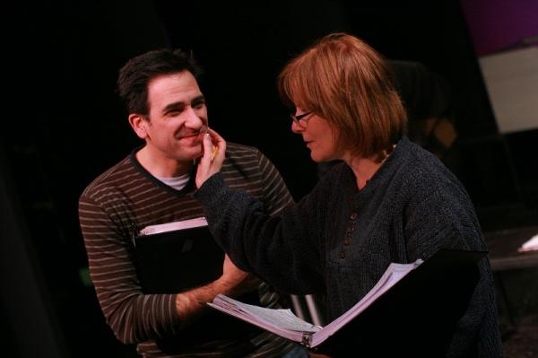 Jordan Leeds and Mary Gordon Murray Photo