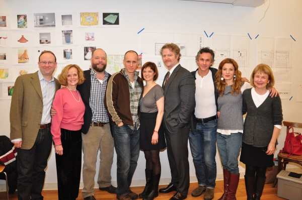 Joan MacIntosh, Brian Keane, Kelly AuCoin, Mary Bacon, CJ Wilson, Quentin Mare, Kate Arrington, Liz Diamond (Director)