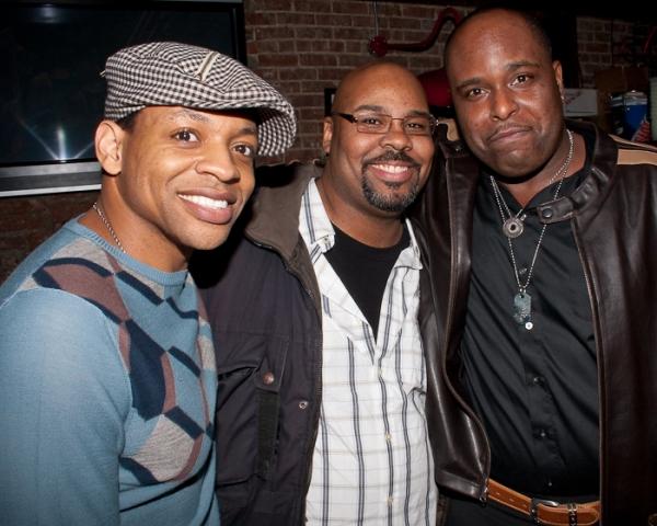 Photo Coverage: Memphis Celebrates 100 Performances