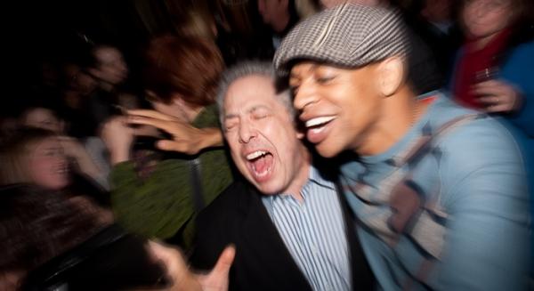 Kenny Alhadeff and Derrick Baskin Photo