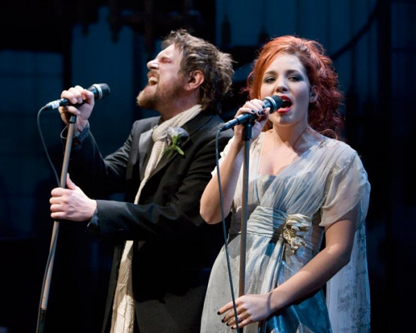 David Poe and Holly Brook