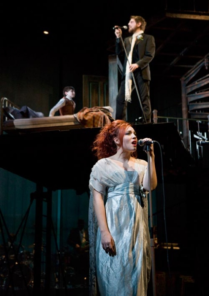 Photos: Sheik and Jarrow's WHISPER HOUSE Takes to the Stage at Old Globe