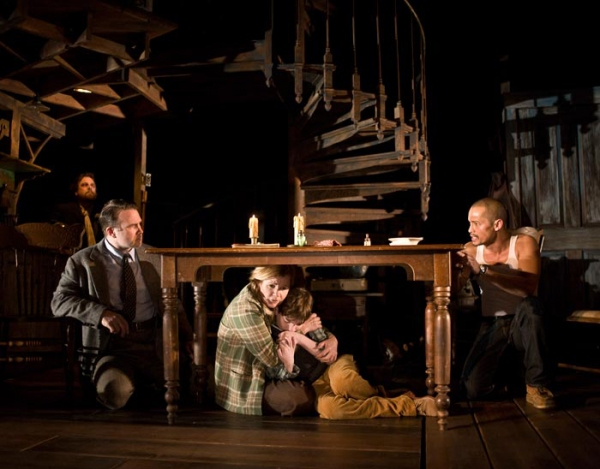 Photo Flash: Sheik and Jarrow's WHISPER HOUSE Takes to the Stage at Old Globe