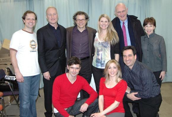 Jim Stanek,  Joe Keenan, Brad Ross, Heather Ayers, Everett Jassy, Margery Jassy, fron Photo