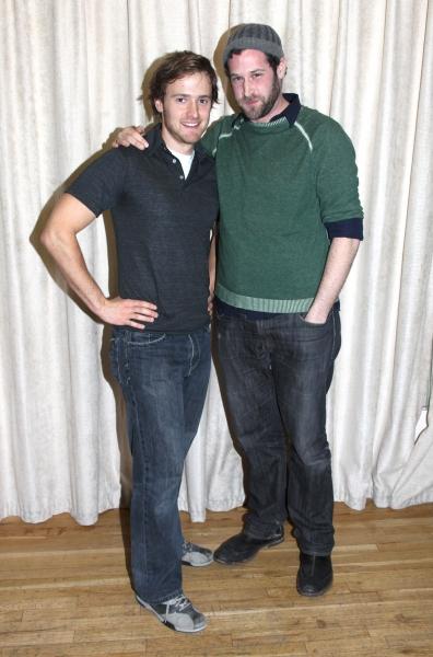 Aaron Sharff & Jon Levenson  Photo