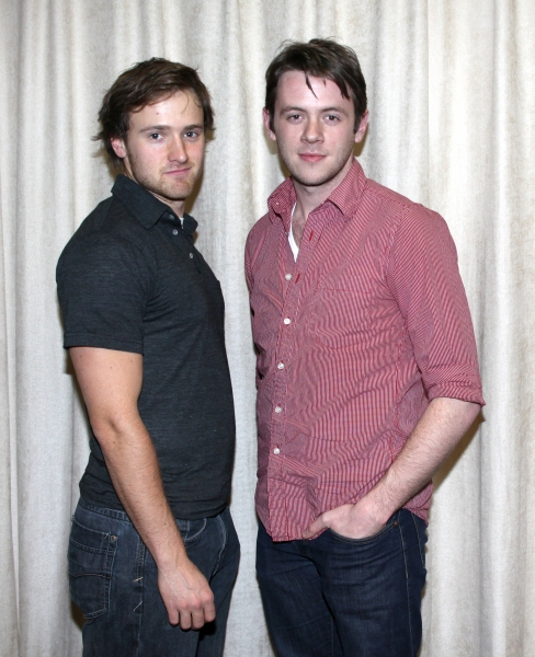 Aaron Sharff & Nick Westrate  Photo